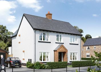 "Thumbnail 4 bedroom detached house for sale in ""The Tetbury"" at Abbey Lane, Aslockton, Nottingham"