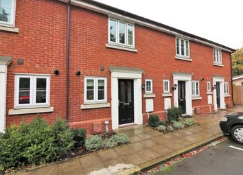 Thumbnail 2 bedroom terraced house for sale in Toftmead Close, Dereham