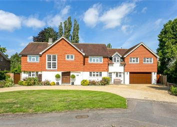 Thumbnail 6 bed detached house for sale in The Warren, Harpenden, Hertfordshire