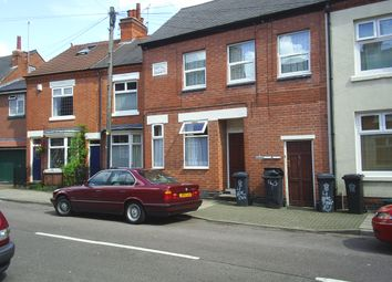 Thumbnail 1 bed flat to rent in Bolton Road, Leicester