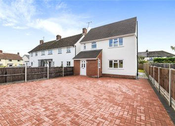 Thumbnail 3 bed detached house for sale in Forge Crescent, Bradwell, Braintree