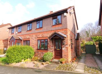Thumbnail 2 bed semi-detached house for sale in Laurel Bank, Hyde