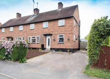 Thumbnail 5 bed semi-detached house for sale in St. James Crescent, Southam
