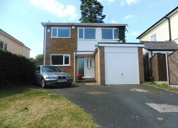 Thumbnail 3 bed detached house for sale in St. Johns Avenue, Kidderminster