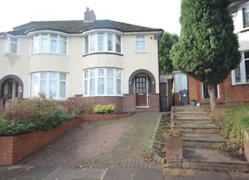 Thumbnail 3 bed property to rent in Charlbury Crescent, Yardley, Birmingham