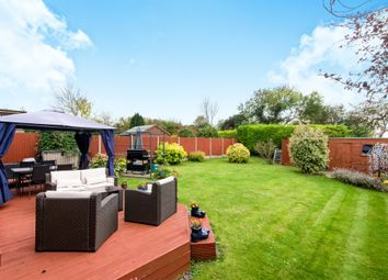 Thumbnail 4 bed detached bungalow for sale in Pynder Close, Washingborough, Lincoln