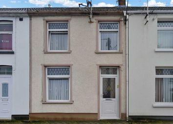Thumbnail 3 bed terraced house for sale in Hamilton Street, Pentrebach, Merthyr Tydfil