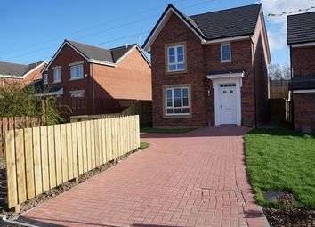 Thumbnail 3 bed detached house for sale in Hillman Road, Paisley