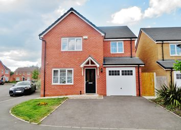 4 bed detached house for sale in Greyhound Road, Holbrooks, Coventry CV6