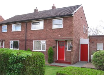 Thumbnail 3 bed semi-detached house to rent in The Parklands, Wellington, Telford