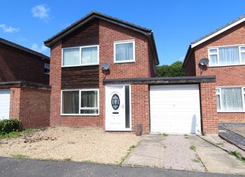 Thumbnail 3 bed detached house to rent in Milton Close, Thetford