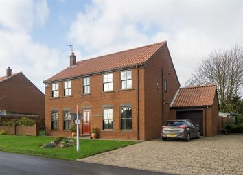 Thumbnail 4 bed detached house for sale in Pinfold Lane, Roos, East Riding Of Yorkshire