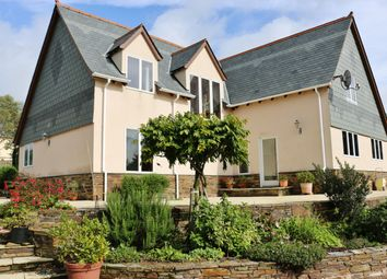 Thumbnail 4 bed detached house for sale in 18 Bowood Park, Camelford