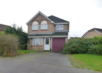 Thumbnail 4 bedroom detached house for sale in Marigold Close, Horsford, Norwich