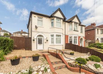 Thumbnail 3 bed semi-detached house for sale in Chepstow Road, Newport