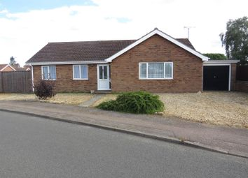 Thumbnail 2 bed detached bungalow for sale in Nursery Drive, Hunstanton
