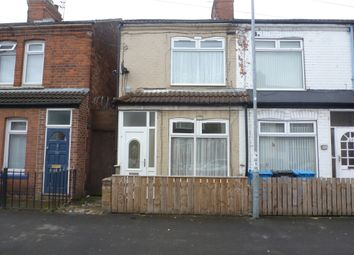 Thumbnail 2 bedroom terraced house to rent in Devon Street, Hull