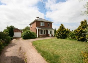 Thumbnail 3 bed detached house to rent in Clyst St. Mary, Exeter