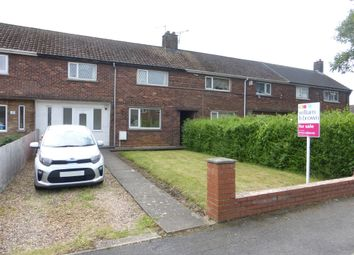 Thumbnail 3 bed terraced house for sale in Cambridge Road, Scunthorpe
