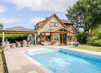 Thumbnail 4 bed detached house for sale in The Tye, Margaretting, Ingatestone