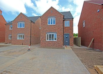 Thumbnail 3 bed detached house for sale in Grace Road, Sapcote, Leicester, Leicestershire