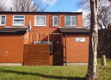 Thumbnail 3 bed terraced house to rent in St. Johns Close, Hyde Park, Leeds