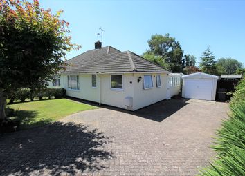 Thumbnail 2 bedroom semi-detached bungalow for sale in Bernard Avenue, Four Marks, Hampshire