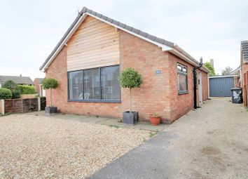 Thumbnail 2 bed detached bungalow for sale in Wendover Road, Messingham, Scunthorpe