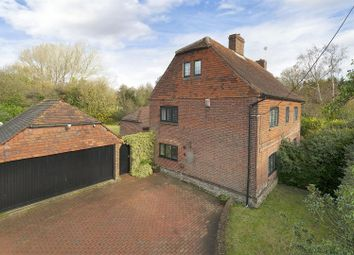 Thumbnail 5 bed detached house to rent in Kent Street, Mereworth, Maidstone