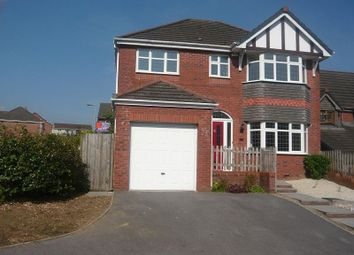 Thumbnail 4 bed detached house to rent in Pant Hendre, Pencoed, Bridgend