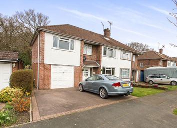 Thumbnail 4 bed semi-detached house for sale in Burnside, Waterlooville