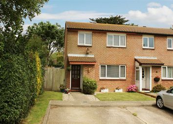 Thumbnail 3 bed semi-detached house for sale in Abbey Close, Peacehaven