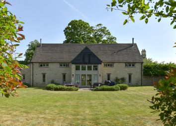 Thumbnail 4 bed barn conversion for sale in Chestlion Lane, Clanfield, Bampton, Oxfordshire
