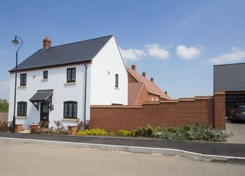 Thumbnail 3 bed detached house for sale in Jutland Drive, Brackley