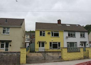 Thumbnail 3 bed semi-detached house for sale in Danybryn, Gilfach Goch, Porth, Rhondda Cynon Taff.