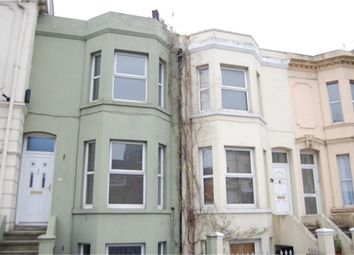 Thumbnail 4 bedroom terraced house for sale in 118 Queens Road, Hastings, East Sussex