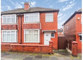 3 bed semi-detached house for sale in Courthill Street, Offerton, Stockport SK1