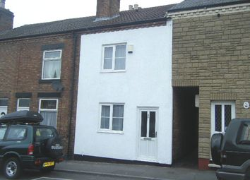 Thumbnail 2 bed terraced house to rent in Heath Road, Stapenhill, Burton Upon Trent