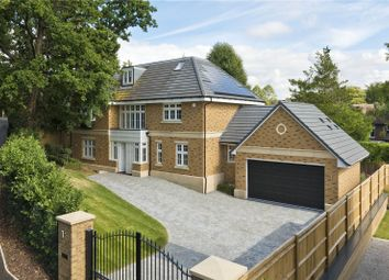 Thumbnail 5 bed detached house to rent in Pelhams Walk, Esher, Surrey