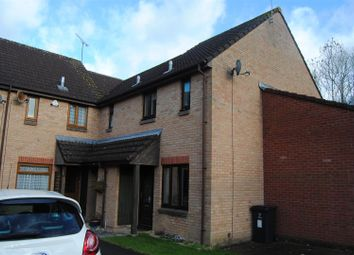 Thumbnail 2 bed end terrace house for sale in Juliana Close, Middleleaze, Swindon