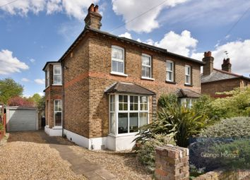 Thumbnail Semi-detached house for sale in Second Avenue, Enfield