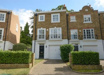 4 bed end terrace house for sale in Grosvenor Place, Vale Road, Weybridge, Surrey KT13