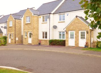 Thumbnail 2 bed flat to rent in Lodeneia Park, Dalkeith, Midlothian
