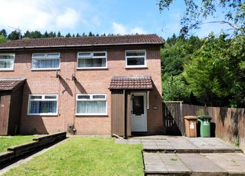 Thumbnail 3 bed semi-detached house for sale in Dan Y Darren, The Rise, Llanbradach, Caerphilly