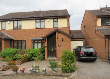 3 bed semi-detached house for sale in Codsall Road, Tettenhall, Wolverhampton WV6