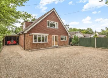 3 bed detached house for sale in Nine Mile Ride, Finchampstead, Berkshire RG40