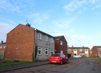 Thumbnail 1 bed flat to rent in Trelech Close, Southville, Cwmbran