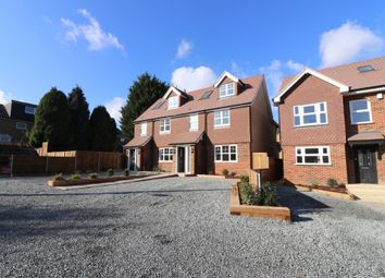 Thumbnail 3 bed semi-detached house for sale in School Lane, Bean