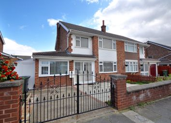 Thumbnail 4 bed semi-detached house for sale in Northcote Road, Wallasey