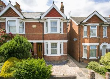 Thumbnail 4 bed semi-detached house for sale in Lionel Road, Tonbridge, Kent